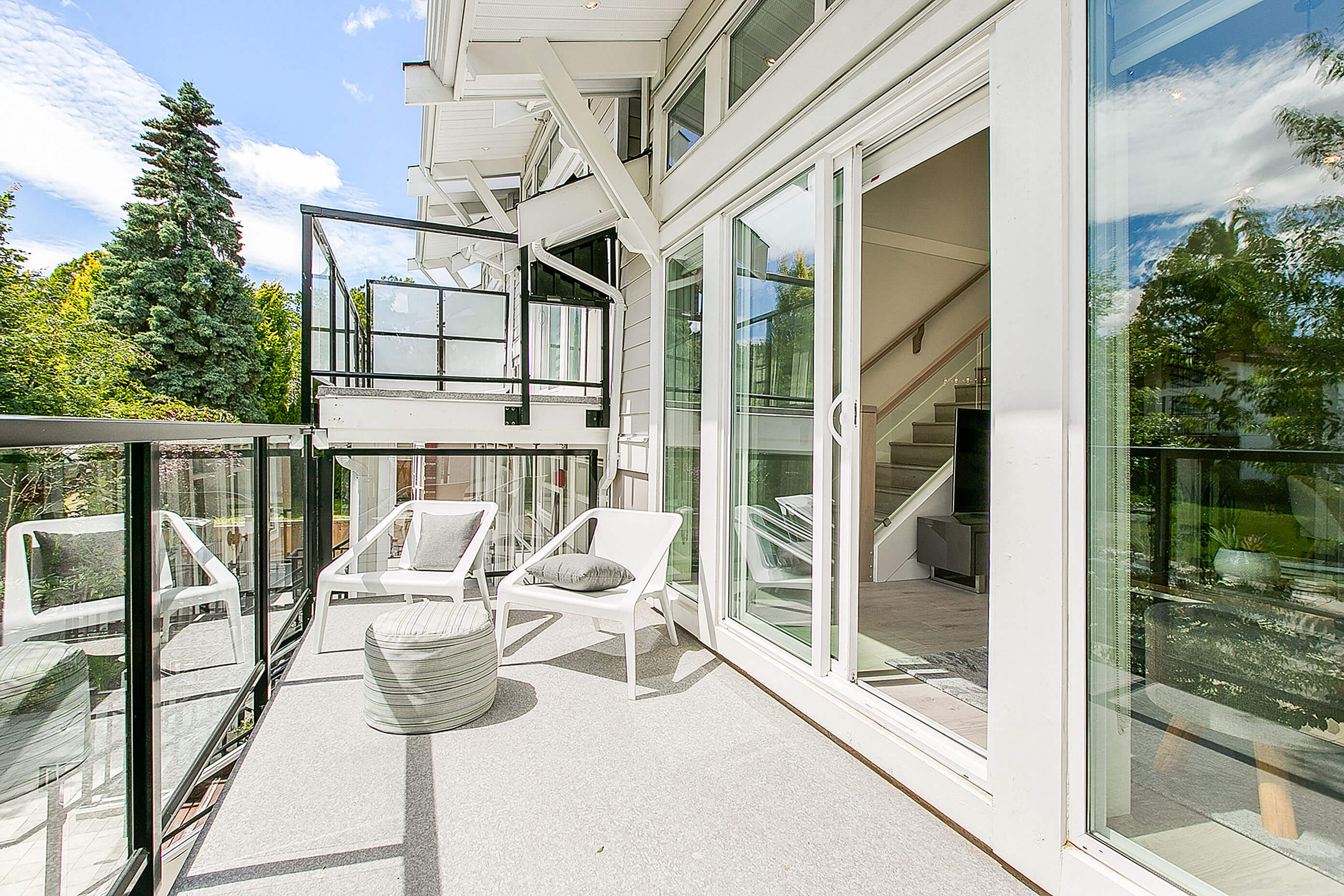 Deck - 2717 Horley St, Vancouver, BC V5R 4R7, Canada!