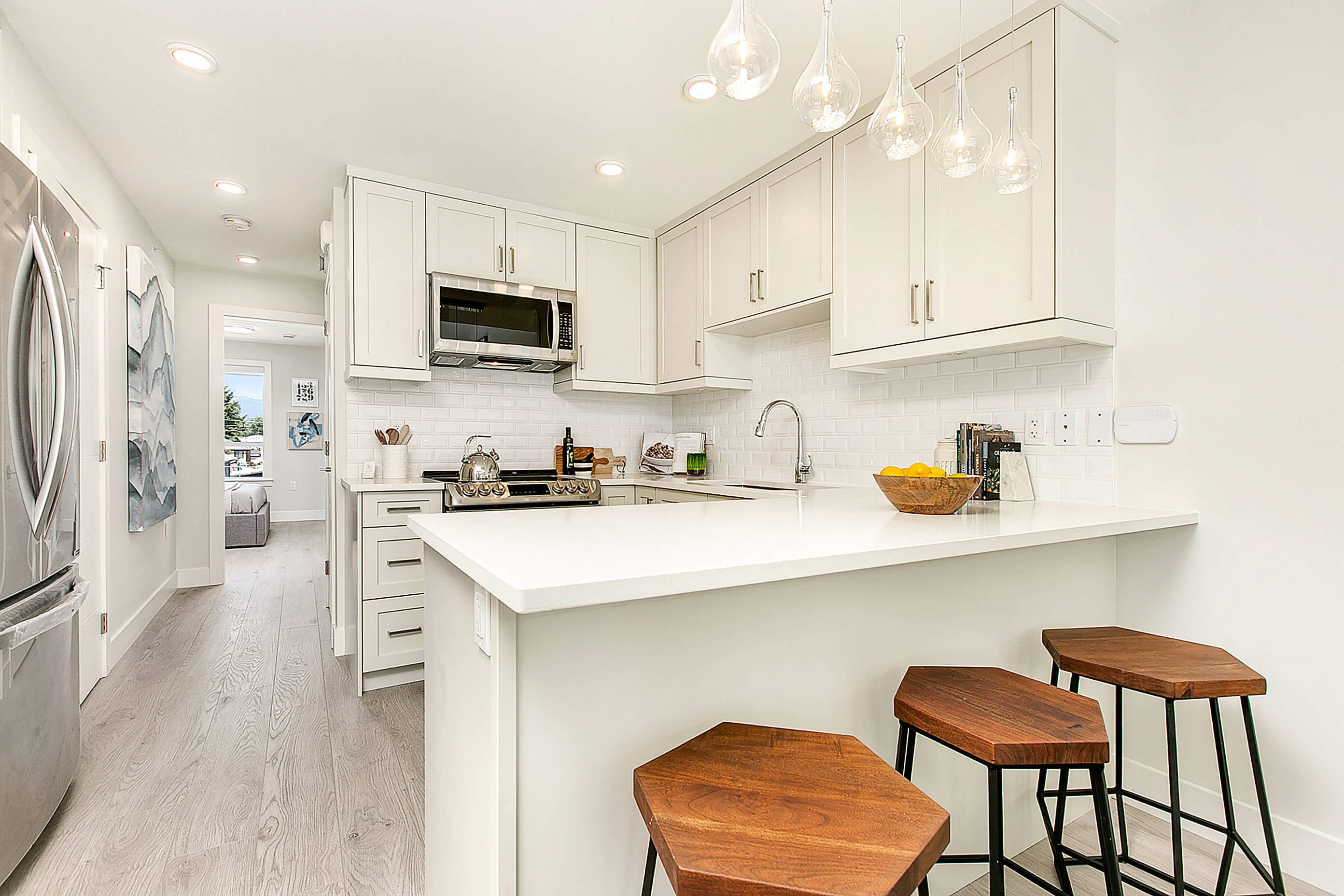 Kitchen Area - 2717 Horley St, Vancouver, BC V5R 4R7, Canada!