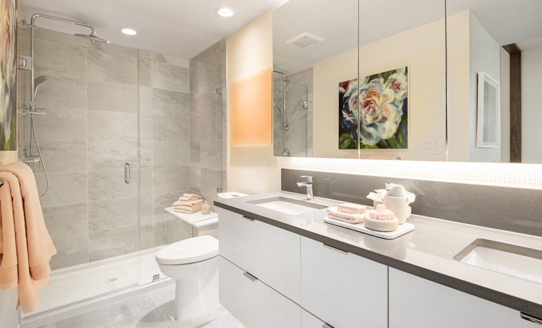Bathroom - 3699 Sexsmith Rd, Richmond, BC V0V 0V0, Canada!