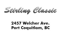 Stirling Classic 2437 WELCHER V3C 1X8