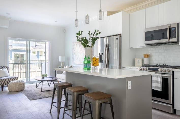 Chalet Townhomes - 11528 84A Avenue, Delta - Display!