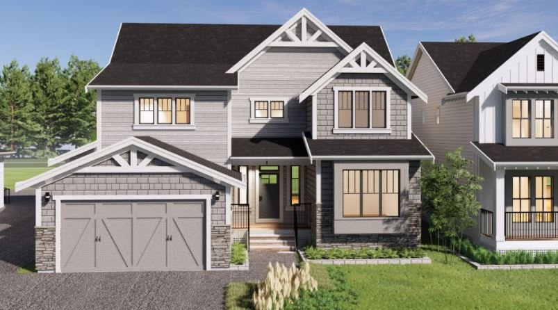 Brookswood Mills -  2840 204 Street, Langley City - Exterior!
