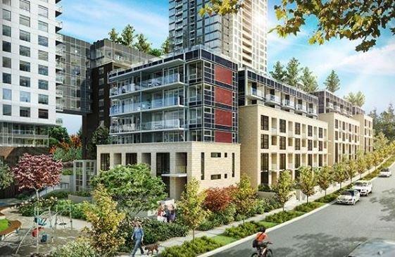 Wall Centre Central Park - 5581 Boundary Rd, Vancouver - Exterior!