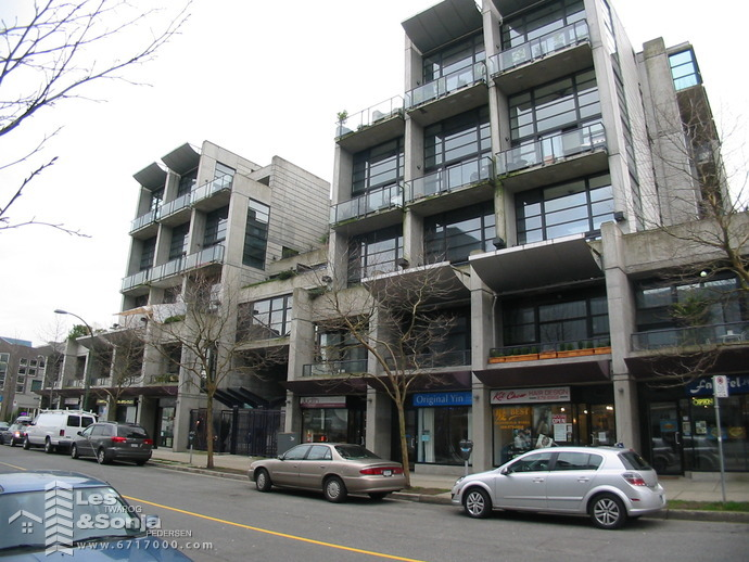 412 W 8th  Ave, Vancouver