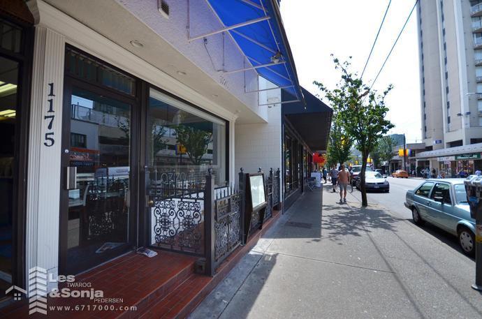 1175 Davie Street, Vancouver