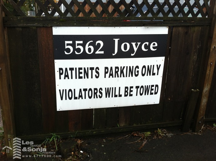 5562 Joyce  Street, Vancouver