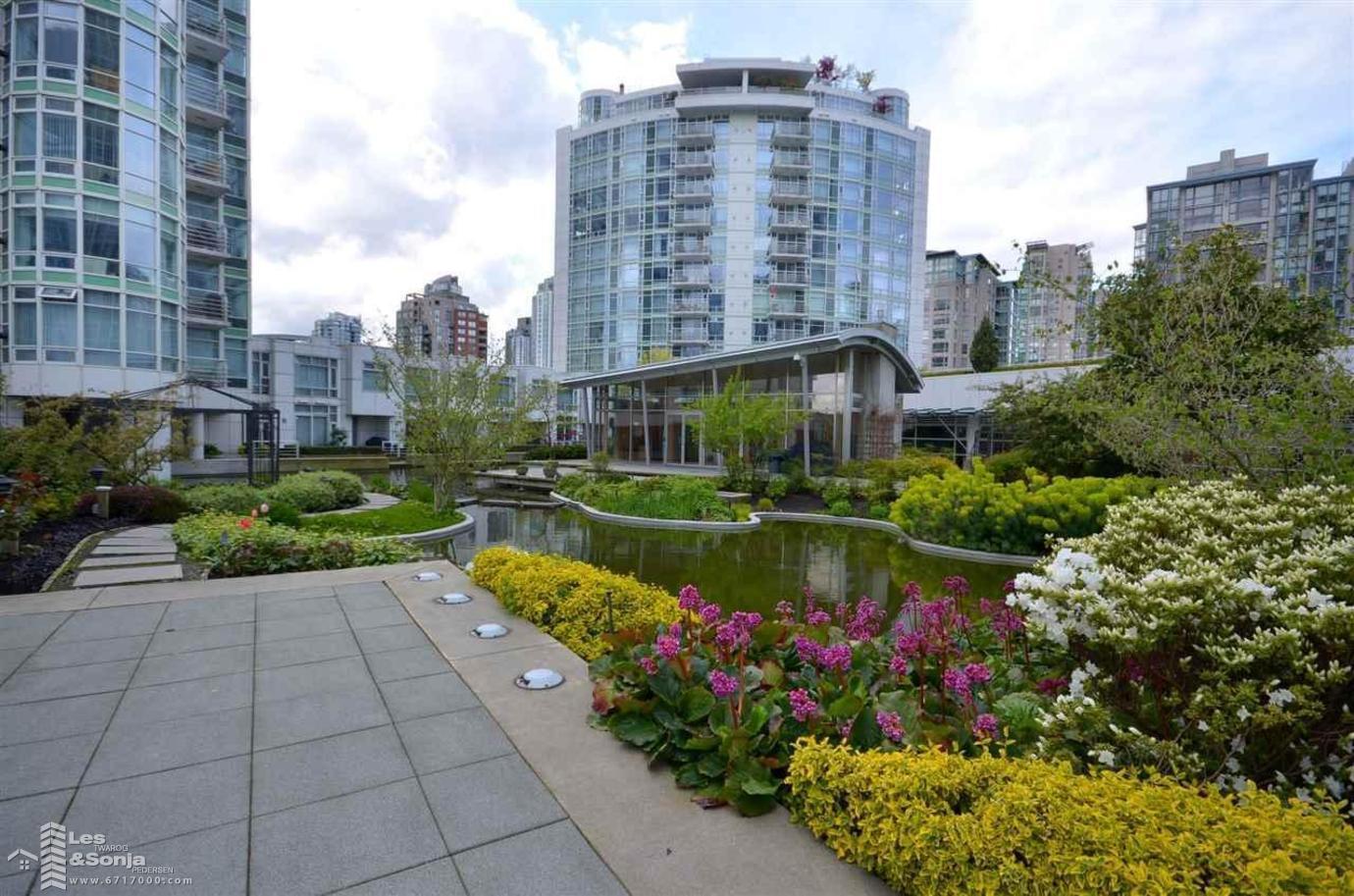 3001 1199 MARINASIDE CRESCENT, Vancouver