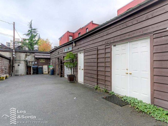 1326 Davie Street, Vancouver