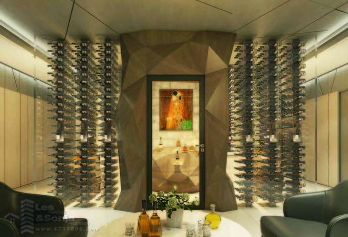1233 Techumseh Wine Cellar