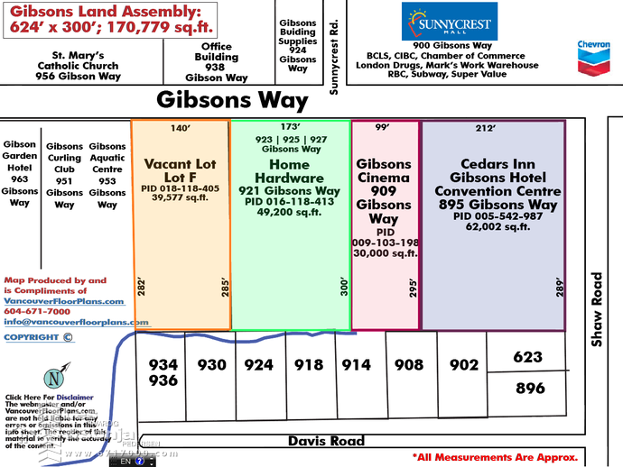 Gibsonsfour property area map.png
