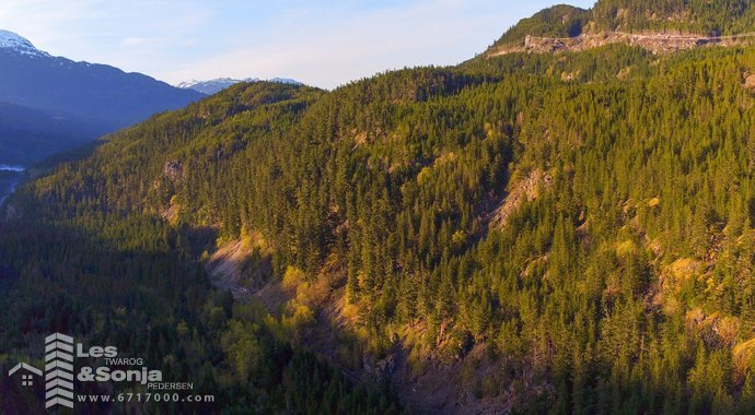 CHEAKAMUS VALLEY, Squamish