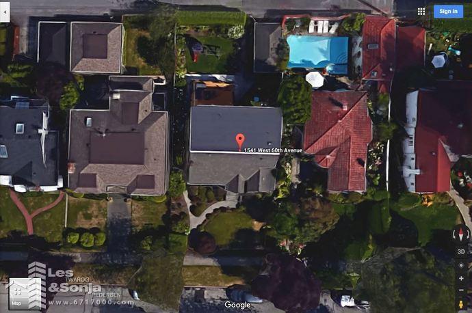 1541 60TH AVENUE, Vancouver