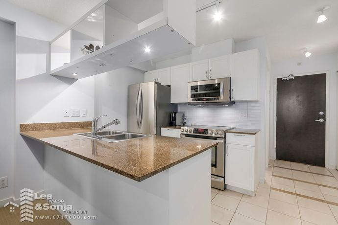 1113 933 HORNBY STREET, Vancouver