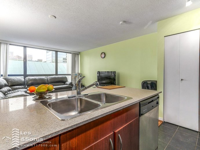 901 933 HORNBY STREET, Vancouver