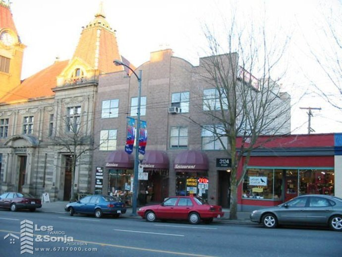 3124 Main Street, Vancouver East