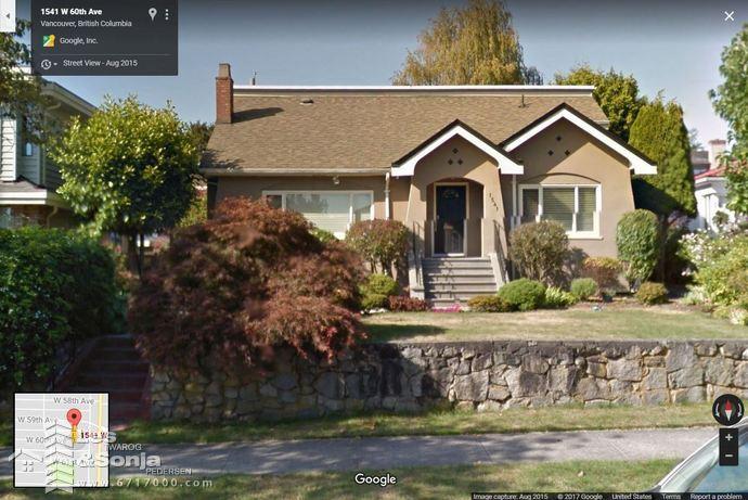 1541 W 60TH AVENUE, Vancouver