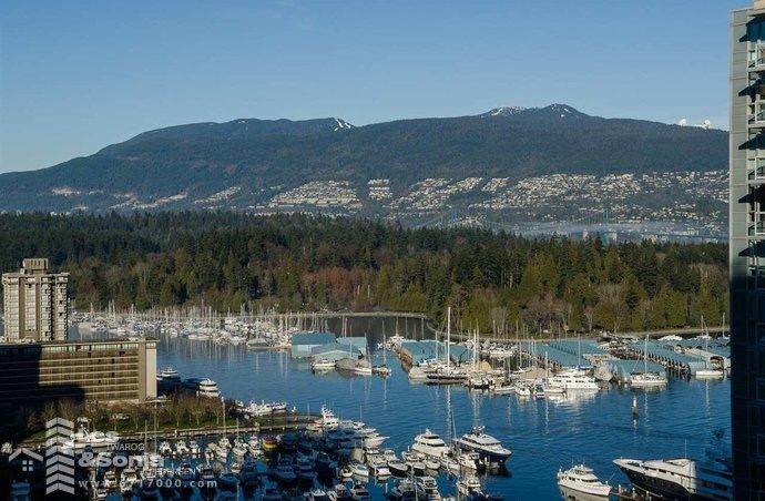 2302 1228 HASTINGS STREET, Vancouver