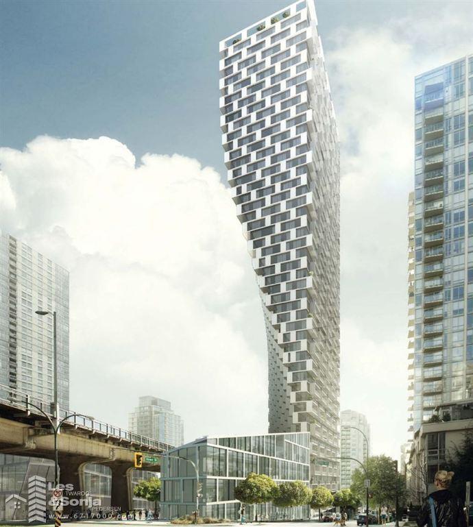3811 1480 Howe Street, Vancouver