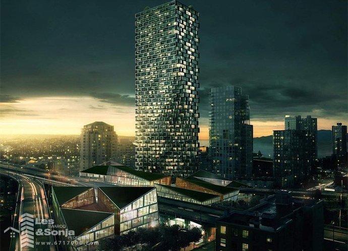 5603 1480 Howe Street, Vancouver