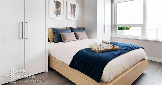 Display Master Bedroom