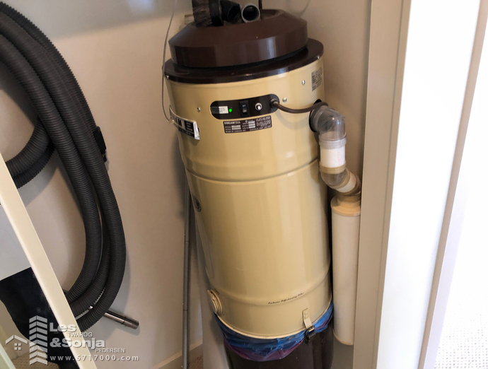 Built-in Vacuum