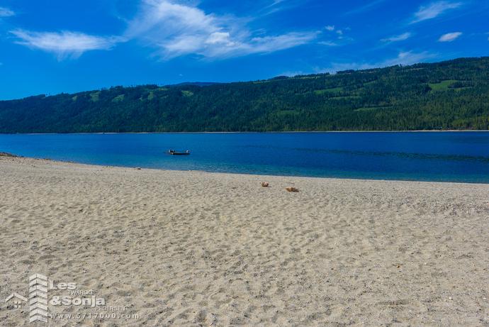 Beach at Pete Martin Bay