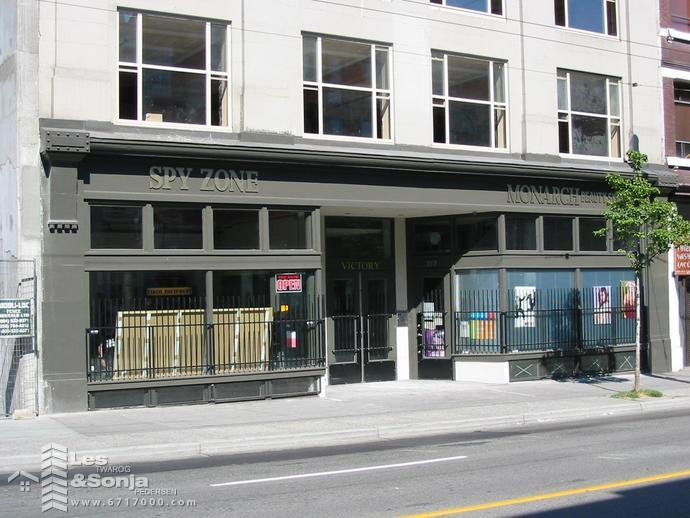 321 W PENDER Street, Vancouver