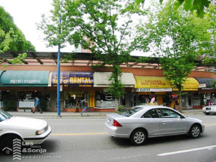 735 DENMAN Street, Vancouver